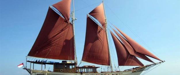 Kapal Pinisi, Kapal Penjelajah Dunia