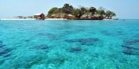 Pantai Samalona di Sulawesi Selatan