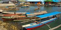 perahu ketinting sulawesi