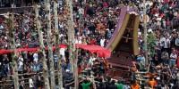 prosesi upacara rambu solo