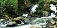 sungai taman wisata wera