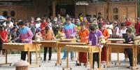 Kolintang, alat musik dari Manado