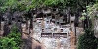 Kuburan Dinding Lakkian Tana Toraja