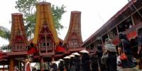 Upacara Pemakaman Rambu Solo Tana Toraja Sulawesi