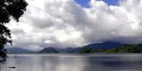 Kecantikan Danau Moat Bolaang Mongondow