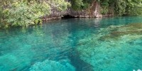 gua air danau matano sulawesi selatan