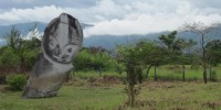 lembah bada poso sulawesi tengah