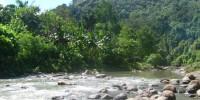 aliran sungai limbong sitodo polewali mandar sulawesi barat